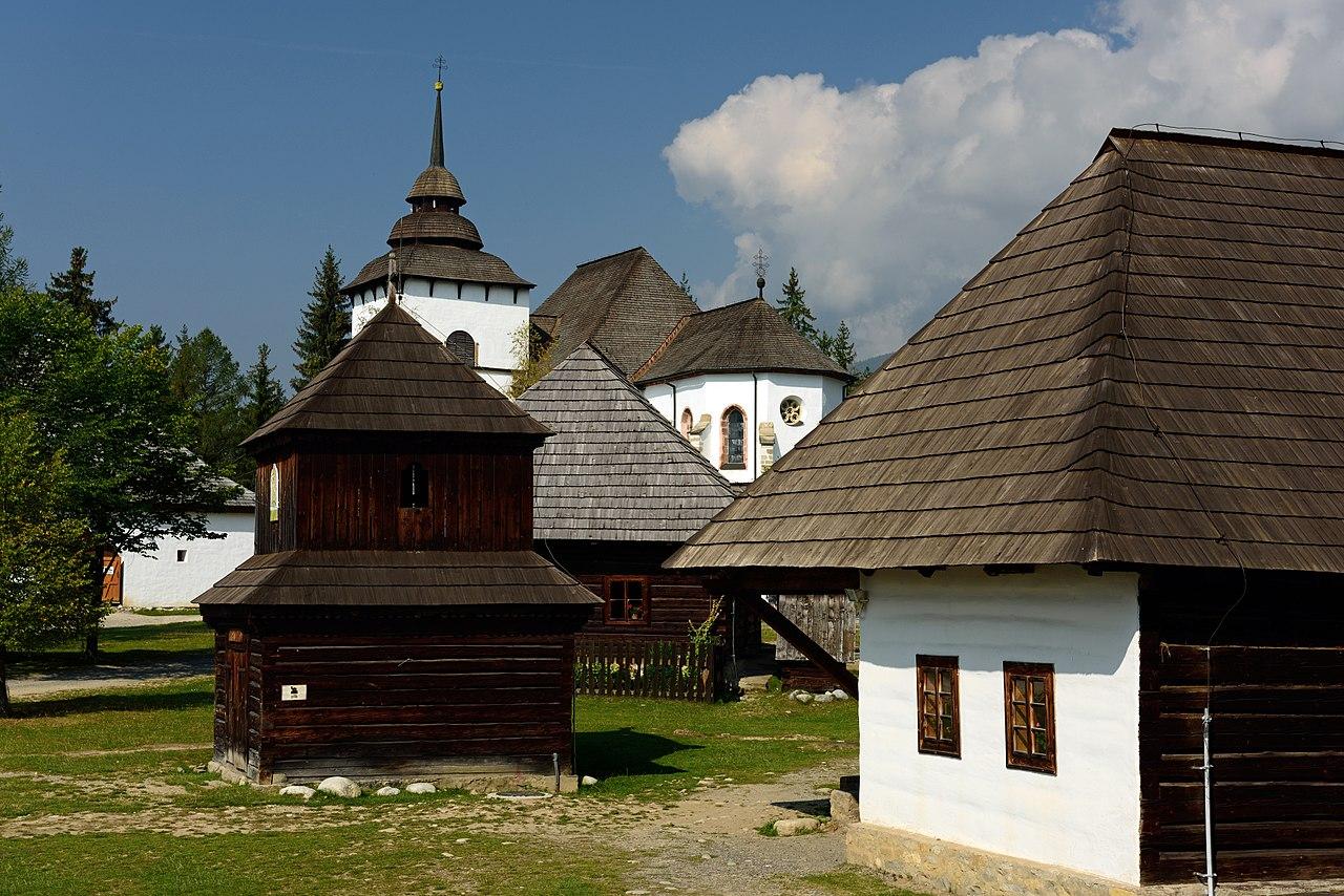 Liptovská dedina - hotel, penzión